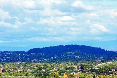 Mt. Tabor, Portland, Oregon