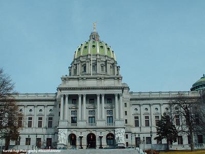Pennsylvania State Capitol, Harrisburg, Pennsylvania