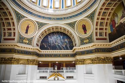 Harrisburg State Capitol Building, Pennsylvania