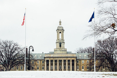 Old Main, Penn State University, State College, Pennsylvania