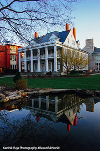 Reflection, State College, Pennsylvania