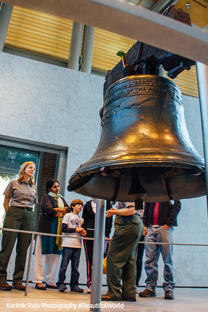Philadelphia - Liberty Bell, Independence National Historical Park