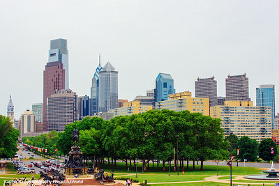 A view on cities - Philly