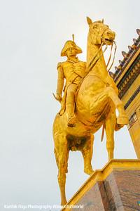 Philadelphia - Statue of Anthony Wayne
