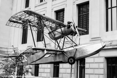 Philadelphia art plane