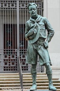 Philadelphia - Boy scout