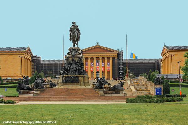 Philadelphia - Rocky Museum, Museum of Art