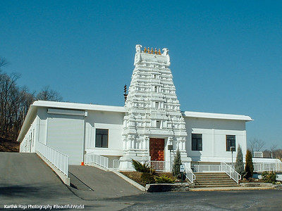 Sri Venkateshwara Temple, Pittsburgh, Pennsylvania