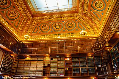 Library, Rhode Island State House, Providence, Rhode Island
