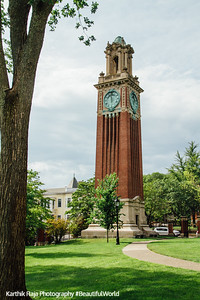 Carrie Tower, Brown University, Providence, Rhode Island