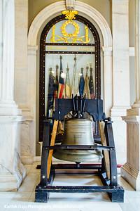 Liberty Bell, Rhode Island State House, Providence, Rhode Island