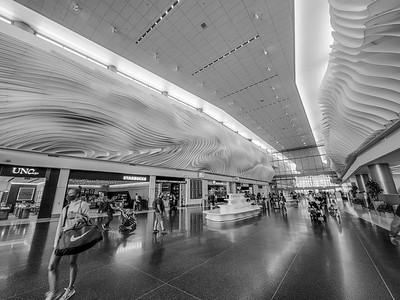 Airport, Salt Lake City, Utah