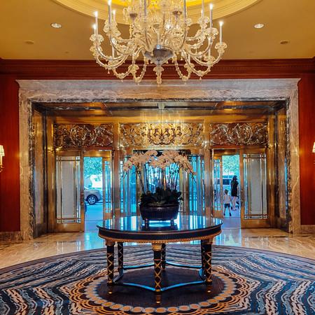 Grand America Hotel, Salt Lake City, Utah