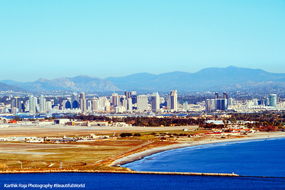 North Island and San Diego, California