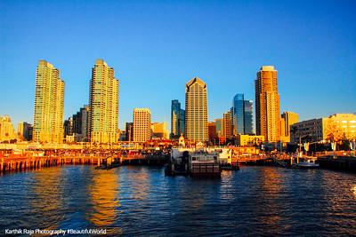 Skyline, San Diego, California
