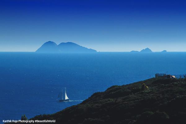 Catalina Islands, Pacific Ocean