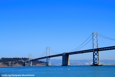 Oakland - San Francisco Bay Bridge, San Francisco