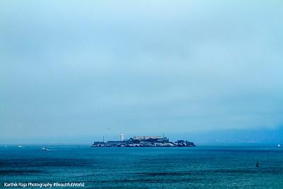Alcatraz, San Francisco, California
