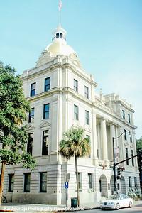 City Hall, 1905, Savannah, Georgia