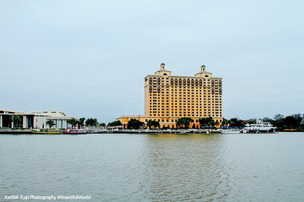 Westin Savannah Hotel, Savannah River, Savannah, Georgia