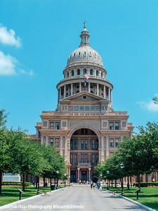 Texas Capitol Building, Austin, Texas