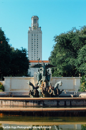 University of Texas, Austin TowerTexas