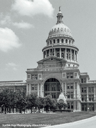Texas Capitol Building, Austin, Texas