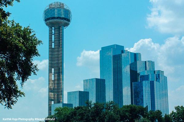 Hyatt Regency Hotel complex, Dallas