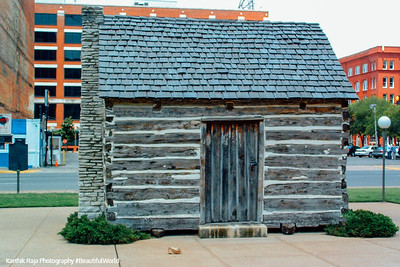The first settlement in Dallas