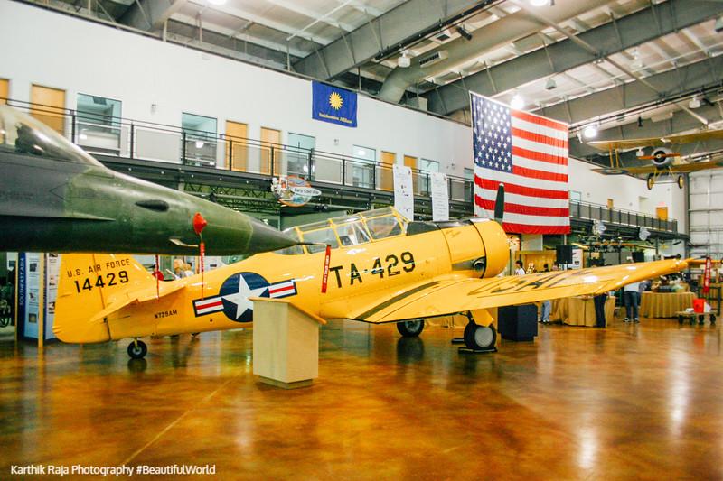 Frontiers of Flight Museum, Dallas, Texas