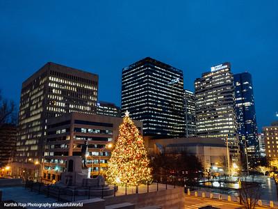 Christmas, Nashville, Tennessee