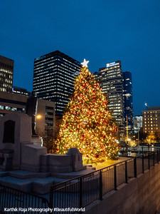Christmas, Nashville, Tennessee