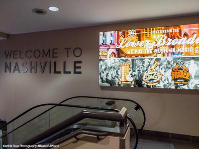 Airport, Nashville, Tennessee
