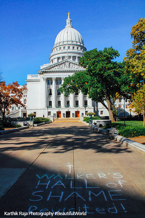 State Capitol, Madison, Wisconsin