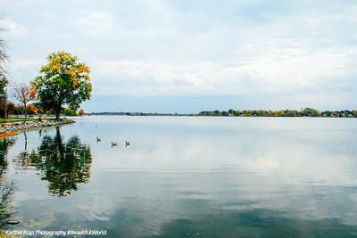 Brittingham Park, Lake Monona, Madison