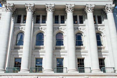 Columns, Madison State Capitol