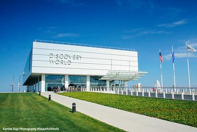 Discovery World, Milwaukee, Wisconsin