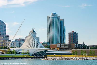 Milwaukee Art Museum, Wisconsin