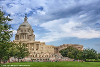 U.S. Capitol, Washington D.C., U.S.A