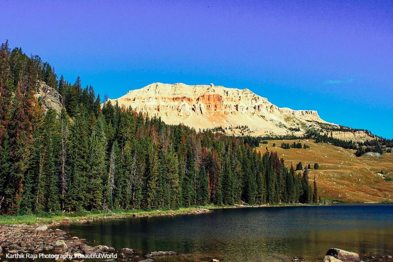 Beartooth Lake, Beartooth Scenic Byway, All-American Road, Montana