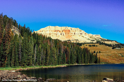 Beartooth Lake, Beartooth Scenic Byway, All-American Road, Montana