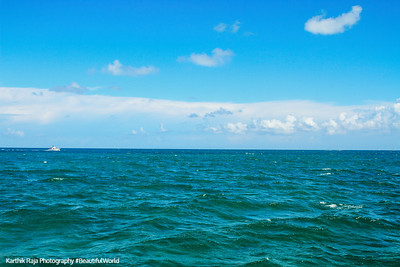 Atlantic Ocean, Biscayne National Park, Florida
