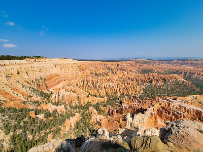 Bryce Point, Bryce Canyon National Park, Utah - 8300 ft