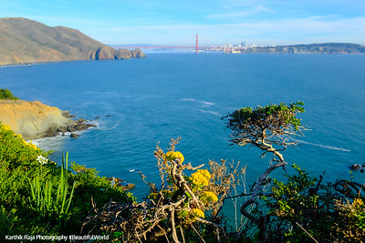 Marin Headlands, Golden Gate National Recreational Area, California