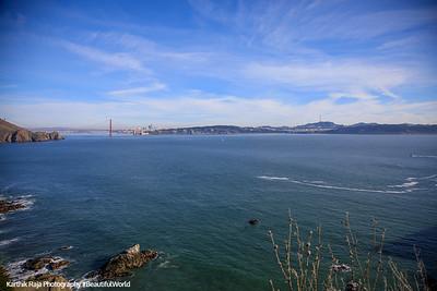 Marin Headlands, Golden Gate National Recreational Area, California