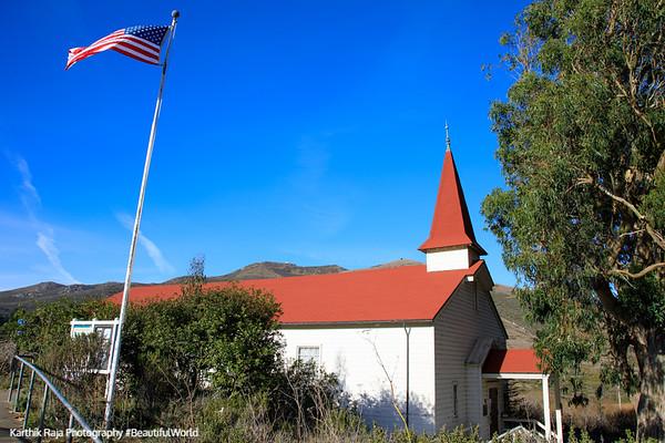 Marin Headlands Visitor Center, Golden Gate National Recreational Area, California