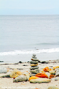 7 stones, Spanish Bay, 17 Mile Drive, Monterey, California