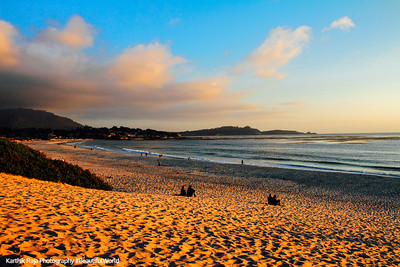 Sunset, Carmel by the Sea, California