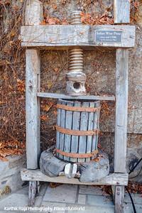 V Sattui Winery, Napa Valley, California
