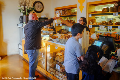 Model Bakery, Napa Valley, California